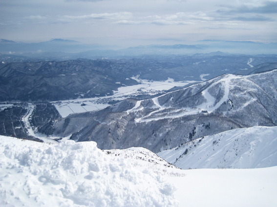 Happo One view of Hakuba 47