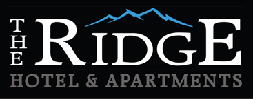 the ridge hotel logo